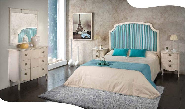 Fabrica de dormitorios estilo vintage c modas cabeceros for Cuartos de nina vintage